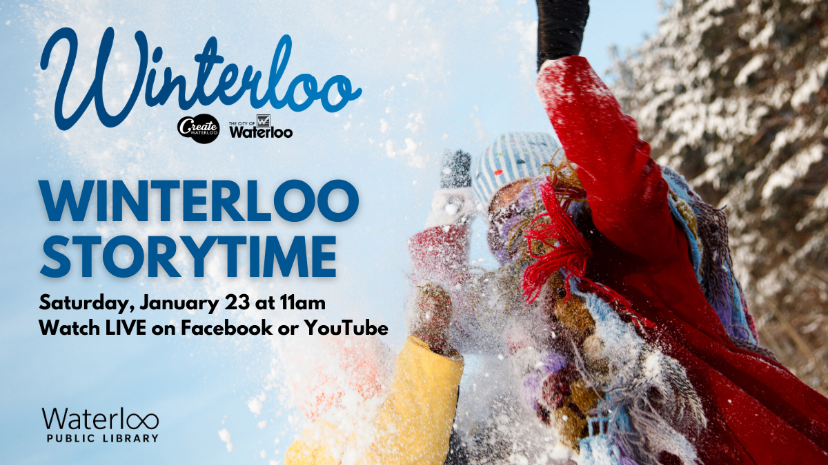 Winterloo Storytime with WPL