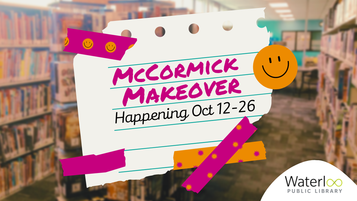 McCormick Makeover